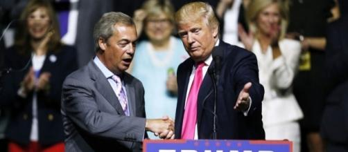 Trump Embraces Nigel Farage, His British Alter Ego - The New Yorker - newyorker.com