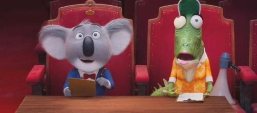 Una scena tratta dal trailer ufficiale del film Sing (Foto: Wikipedia/Teoamez)