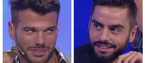 Uomini e donne: Claudio Sona e Mario Serpa a Napoli (FOTO E VIDEO) - vistomagazine.com