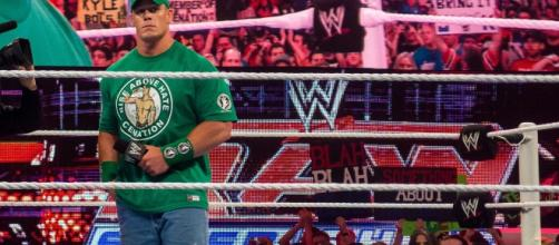 WWE star John Cena will be making his return very soon. [Photo by Ed Webster/Flickr Creative Commons]
