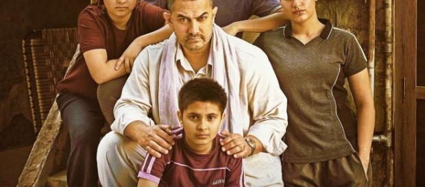 A still from Dangal movie starring Aamir Khan