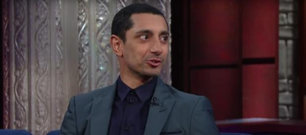 Actor Riz Ahmed discussed the controversial boycott over Star Wars. (Credit to YouTube)