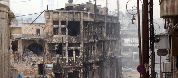 Apelurile disperate ale locuitorilor din orașul Alep