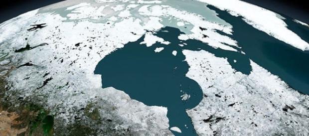 Baía de Hudson é o lugar que tem a menor gravidade de todo o mundo (Getty)
