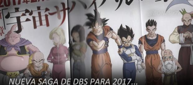 """DBS: """"NUEVA SAGA"""", Androide No.17 y Gohan místico regresan a DB"""
