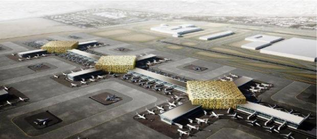Dubaiul are în plan construirea celui mai mare aeroport din lume