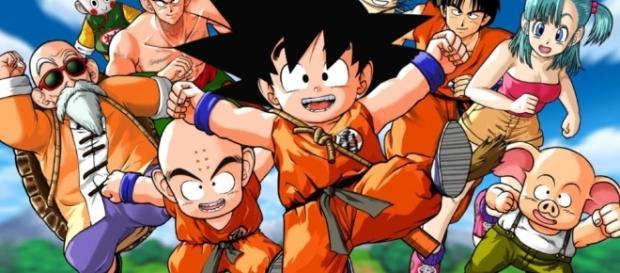 El éxito de Dragon Ball como serie