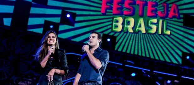 Festeja Brasil: Globo exibe nesta quarta