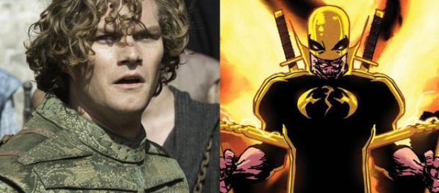 Finn Jones Is Iron Fist—Marvel Officially Announces New Netflix ... - eonline.com