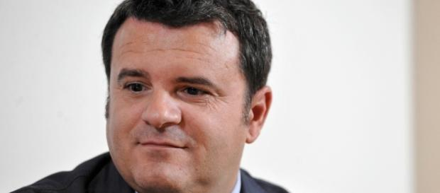 Gian Marco Centinaio, capogruppo della Lega Nord al Senato (foto: repubblica.it)