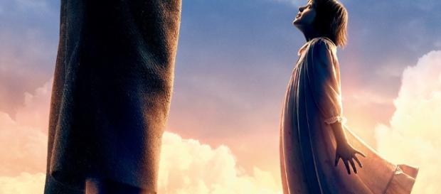 Il GGG - Il Grande Gigante Gentile - di Steven Spielberg