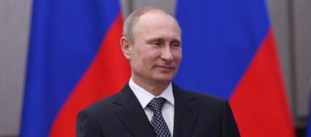 Il presidente russo Vladimir Putin, parole di stima per il nuovo premier italiano