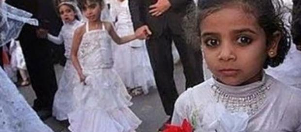 Mais de 26% das mulheres que casam no país não ultrapassam os 15 anos