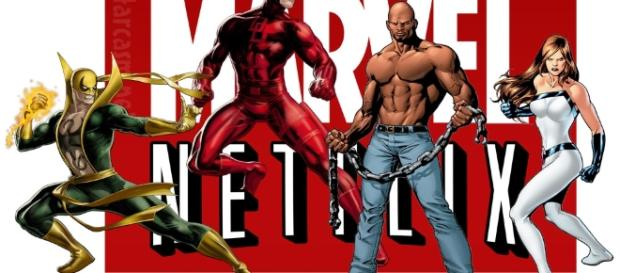 Netflix and Marvel sign 4-series deal: Daredevil, Luke Cage, Iron ... - starcasm.net