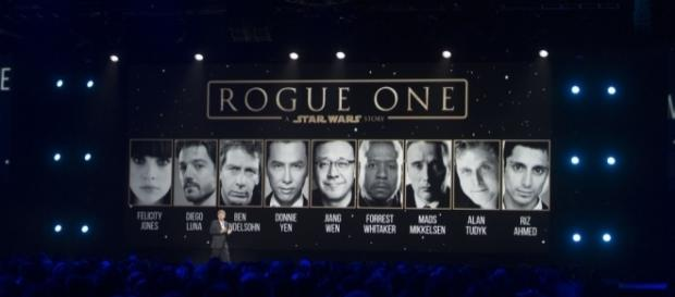 Star Wars: Rogue One's cast just got awesome - Geek.com - geek.com