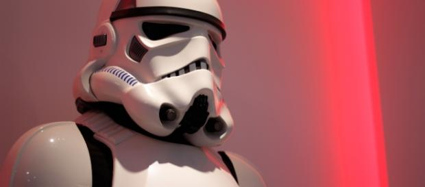 Storm trooper/Photo via Pixabay, CC0 Public Domain