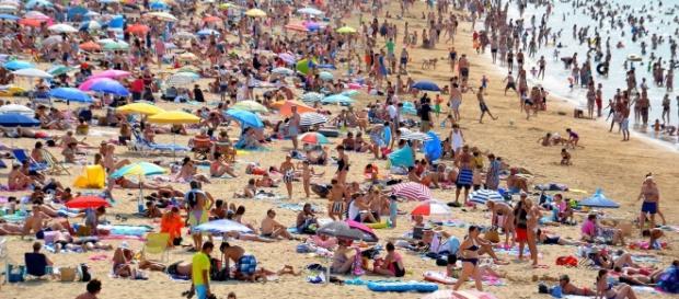Strandvergnügen? Wohl eher nicht.