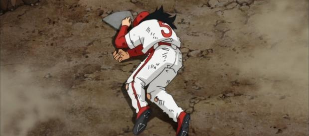 Yamcha en el episodio 70 de Dragon Ball Super