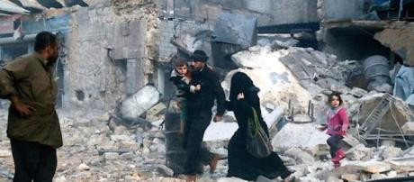Mulheres e meninas em Aleppo estão sendo assassinadas pelos familiares para não serem violentadas