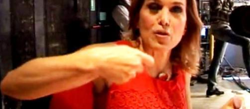 Barbara D'Urso fischiata in tv