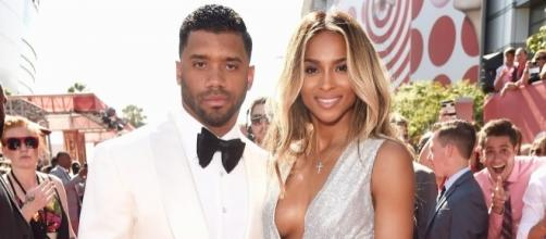 Ciara and Russell Wilson Make Red Carpet Debut as Married Couple ... - usmagazine.com