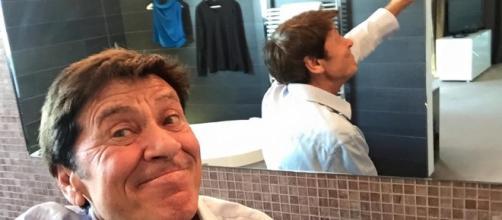 Gianni Morandi a riposo dopo incidente domestico - superstarz.com
