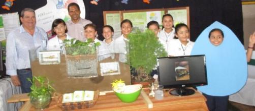 Feria científica de los niños, niñas y adolescentes - gob.ni