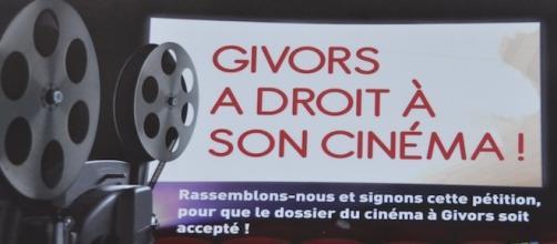 Givors a droit à son cinéma, cela fait l'unanimité, mais à quel cinéma ? Photo: P.V