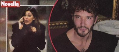 Gossip: Belen Rodriguez piange al telefono con Stefano De Martino?