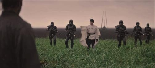 Here's the best shots from the final Rogue One trailer - dorksideoftheforce.com