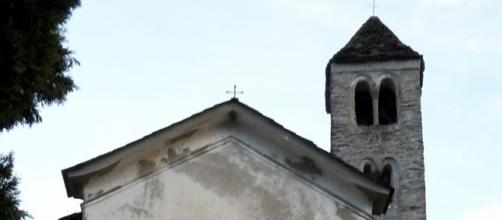 La Chiesa Romanica di San Pietro e Paolo a #Barni (CO)