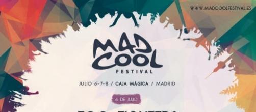 Mad Cool Festival 2017, Caja Mágica