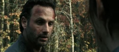 Negan impressed with Rick Grimes on 'The Walking Dead' - Image via TWD LM/Photo Screencap via AMC/YouTube.com