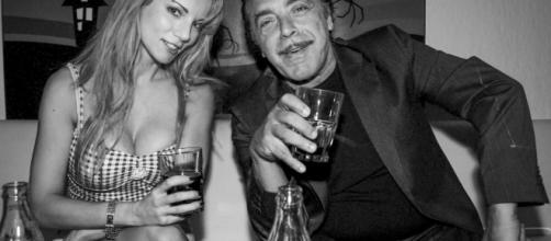 Nino Frassica ama follemente l'ex pornostar Blondie