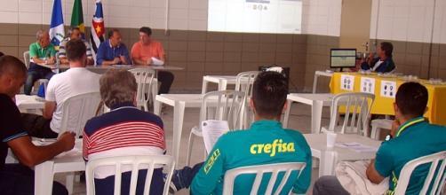 Palmeiras foi uma das equipes que mandou representante