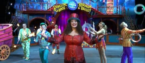 Ringling Bros. Circus chooses first female ringmaster in its 146 - Photo: Blasting News Library... - wcvb.com