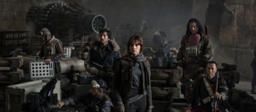 'Rogue One' spoilers theory on rogues and the future of Kylo Ren (via Blasting News image library - spoilertv.com)