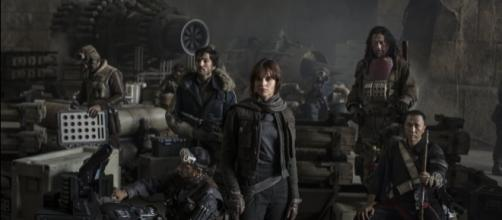 Some Star Wars fans have accused Disney of inserting anti-Trump scenes in the new Star Wars movie, Rogue One - Blasting News Library (leadstories.com)