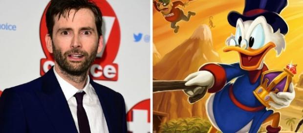David Tennant to voice Scrooge McDuck in Disney's DuckTales ... - sundaypost.com