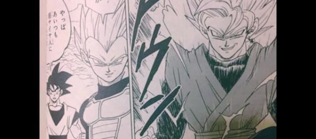 Información del manga en Dragon Ball Super