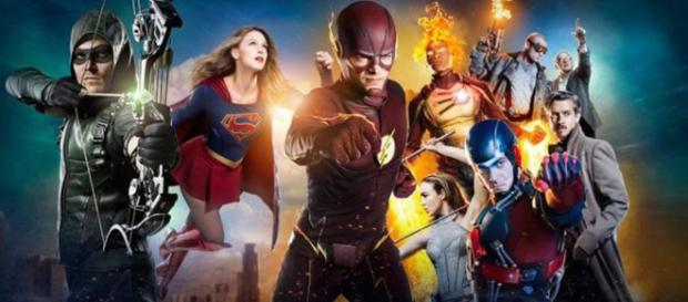 Legends Of Tomorrow' Season 2 Promo Pics Revealed: Arrow Cameo And ... - comicbookglobal.com