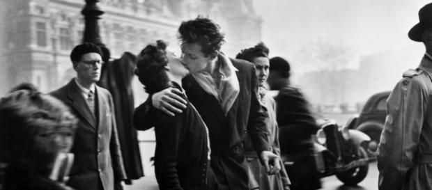 Robert Doisneau - Il bacio rubato - 1950