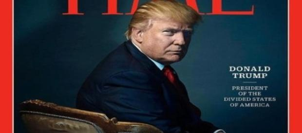 Time Magazine photo of Donald Trump by Nadav Kander resourcemagonline.com Creative Commons