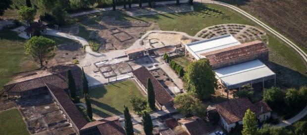 villa gallo-romaine de séviac montréal-du-gers 32290 gers tourisme - tourisme-gers.com
