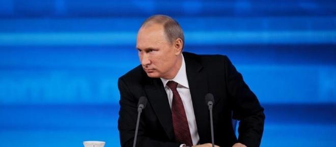 Putin po raz czwarty z rzędu najpotężniejszym człowiekiem na świecie