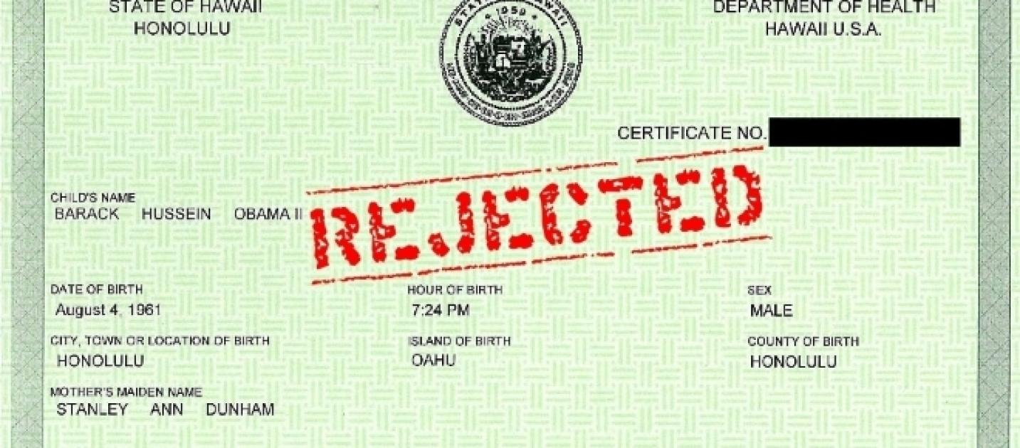 Breaking obama birth certificate a proven forgery 1betcityfo Image collections