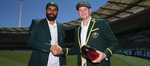Australia vs Pakistan, 1st Test: Brisbane (Panasiabiz.com)