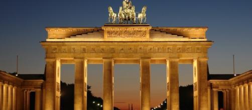 Berlino, la principale piazza della città