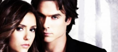 Damon e Elena talvez não fiquem juntos no final de The Vampire Diaries