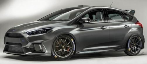 Hotter Ford Focus RS - new spy pictures at the 'Ring | Autocar - autocar.co.uk